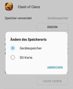 apps direkt auf sd karte installieren Android Apps direkt auf SD Karte speichern?