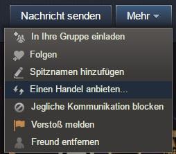 Steam Spiel Schenken