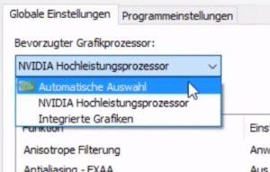 Onboard Grafikkarte Deaktivieren Windows 10
