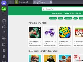 Play Store Spiele Auf Pc Spielen