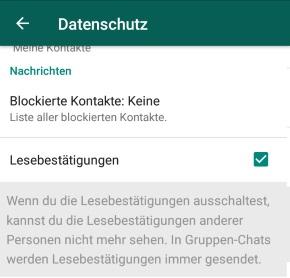 WhatsApp Messenger iPhone-App 2.19.61