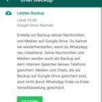 So kannst Du WhatsApp ohne Datenverlust neuinstallieren